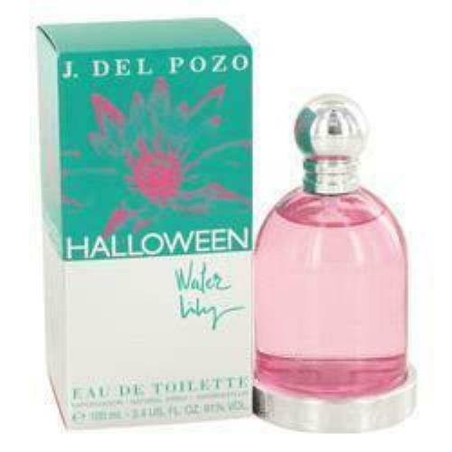 Halloween Water Lilly Eau De Toilette Spray By Jesus Del Pozo