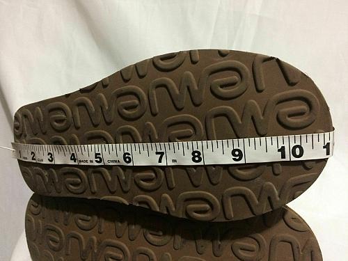 EMU Stinger Hi Button Suede Sheepskin Boots Women's Size 8 (or Men's 7)