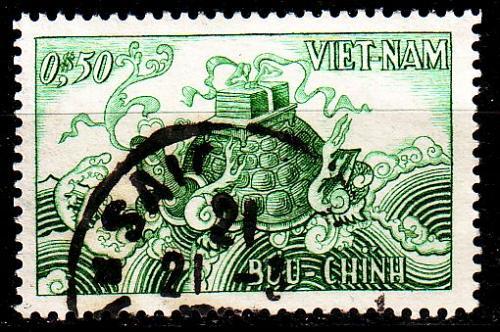 VIETNAM SÜD SOUTH [1955] MiNr 0099 ( O/used )