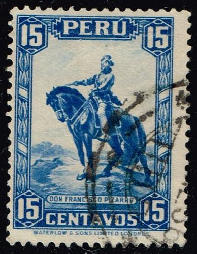 Peru **U-Pick** Stamp Stop Box #158 Item 33 |USS158-33
