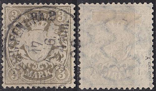 GERMANY Bayern Bavaria [1900] MiNr 0069 x ( O/used ) [01]