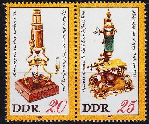 GERMANY DDR [1980] MiNr 2534 WZd459 ( **/mnh )