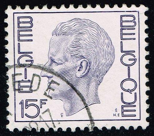 Belgium #769 King Baudouin; Used (0.25) (4Stars)  BEL0769-03XRS