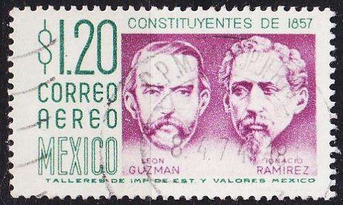 MEXICO [1956] MiNr 1066 Xy ( O/used )