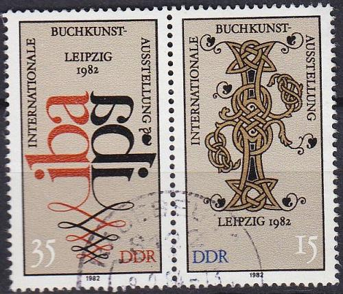 GERMANY DDR [1982] MiNr 2697 WZd532 ( OO/used )