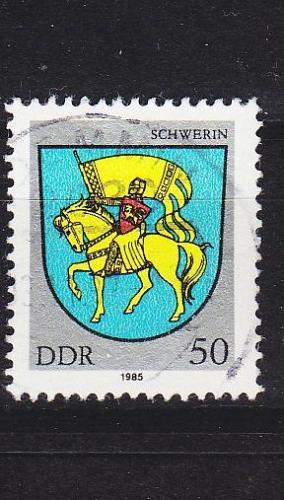 GERMANY DDR [1985] MiNr 2937 ( OO/used ) Wappen