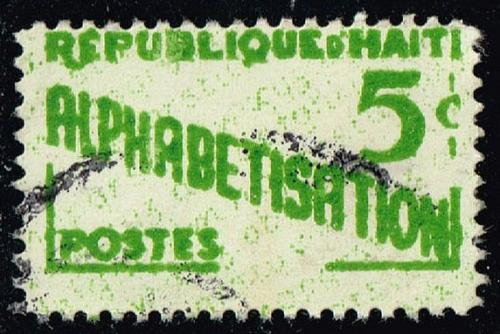 Haiti #RA28 Postal Tax; Used (0.25) (2Stars) |HAIRA28-01XVA