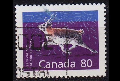 KANADA CANADA [1990] MiNr 1216 K ( O/used ) Tiere