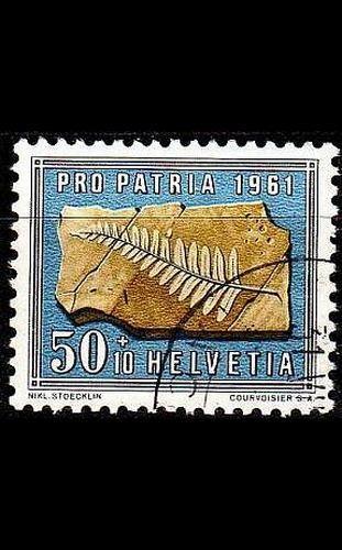 SCHWEIZ SWITZERLAND [1961] MiNr 0735 ( O/used ) Pro Patria