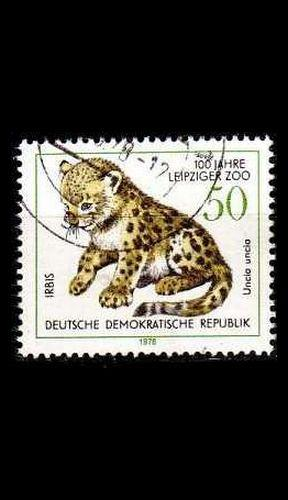 GERMANY DDR [1978] MiNr 2325 ( OO/used ) Tiere