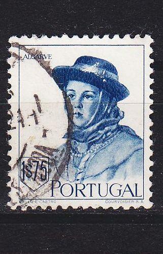 PORTUGAL [1947] MiNr 0711 ( O/used ) [03]
