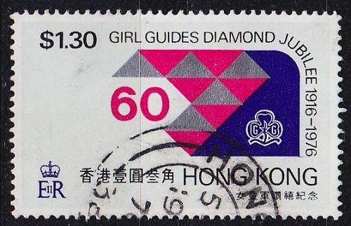 HONGKONG HONG KONG [1976] MiNr 0325 ( OO/used )
