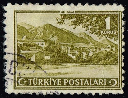 Turkey **U-Pick** Stamp Stop Box #160 Item 88 |USS160-88XVA