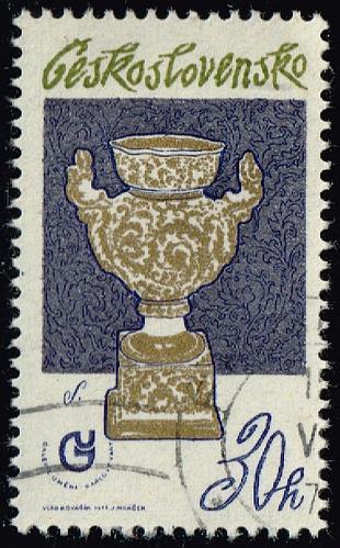 Czechoslovakia **U-Pick** Stamp Stop Box #160 Item 19  USS160-19XVA