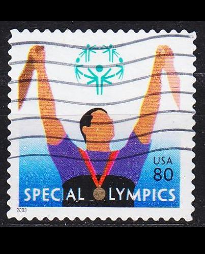 USA [2003] MiNr 3720 ( O/used ) Olympiade