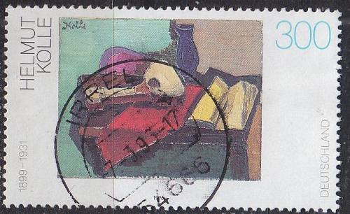 GERMANY BUND [1996] MiNr 1845 ( O/used ) Gemälde