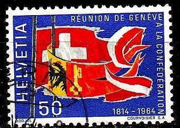 SCHWEIZ SWITZERLAND [1964] MiNr 0794 ( O/used )