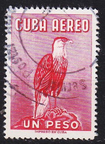 KUBA CUBA [1958] MiNr 0504 ( O/used ) Tiere