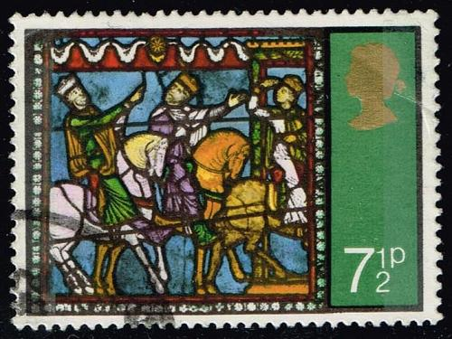 Great Britain #663 Journey of the Kings; Used (0.35) (1Stars)  GBR0663-03XBC