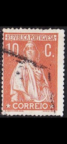 PORTUGAL [1912] MiNr 0213 Ax ( O/used )