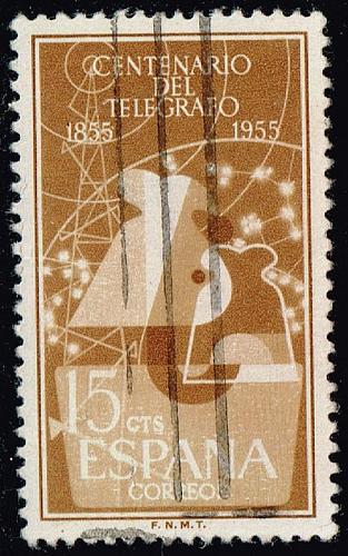 Spain **U-Pick** Stamp Stop Box #154 Item 04  USS154-04