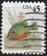 USA [1992] MiNr 2334 ( O/used ) Tiere