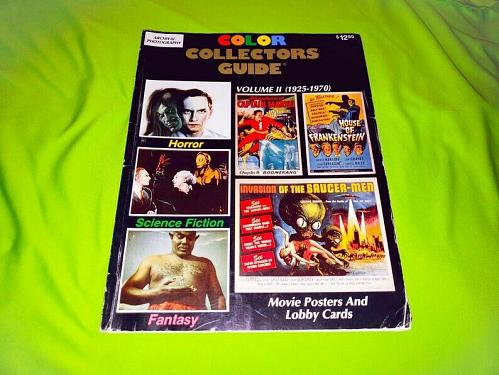 Vintage COLOR Collectors Guide Magazine No.1, Copyright 1989, by Archival Photog