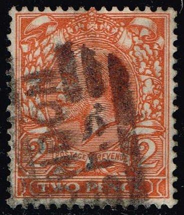 Great Britain #190 King George V; Used (2.90) (1Stars)  GBR0190-06XVA
