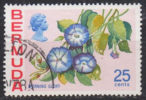 BERMUDA [1975] MiNr 0313 ( O/used ) Blumen