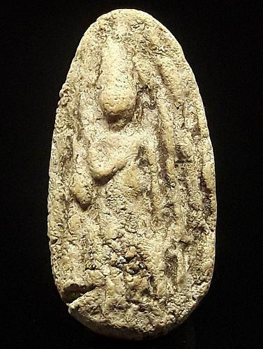 Antique Thai Amulet Pendant Phra Kru Sukhothai BE.2470 (1927) Thailand Buddha