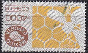 MEXICO [1988] MiNr 2080 x ( O/used )