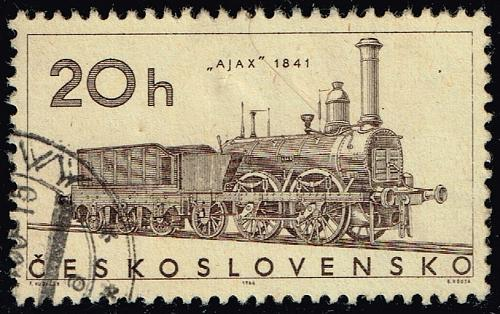 Czechoslovakia **U-Pick** Stamp Stop Box #160 Item 01 |USS160-01XVA