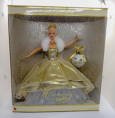 Vintage Matell Celebration 2000 Barbie Doll BRAND NEW