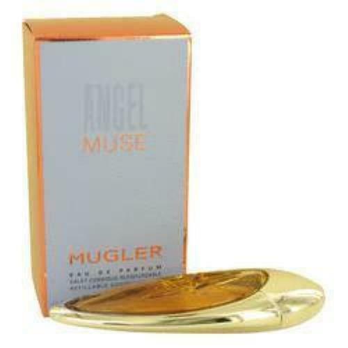 Angel Muse Eau De Parfum Spray Refillable By Thierry Mugler