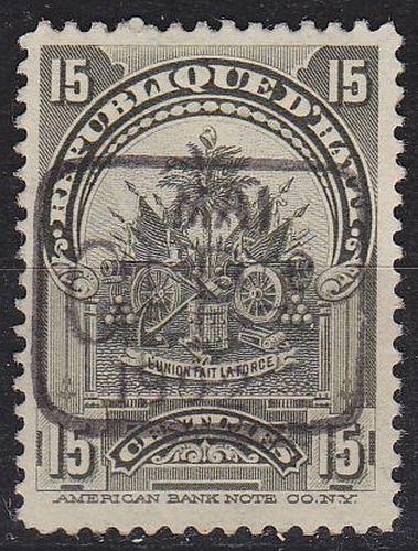 HAITI [1902] MiNr 0070 ( O/used )