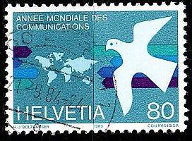 SCHWEIZ SWITZERLAND [1983] MiNr 1259 ( O/used )