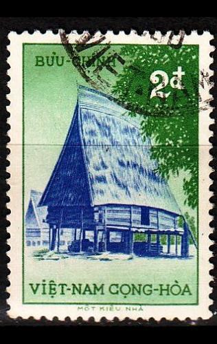 VIETNAM SÜD SOUTH [1957] MiNr 0138 ( O/used )