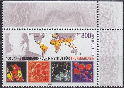 GERMANY BUND [2000] MiNr 2136 ( **/mnh )