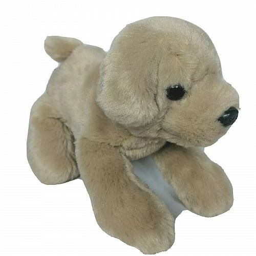 Aurora Golden Retriever Puppy Dog Plush Stuffed Animal 2017 7.75""
