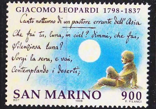 SAN MARINO [1998] MiNr 1772 ( **/mnh )