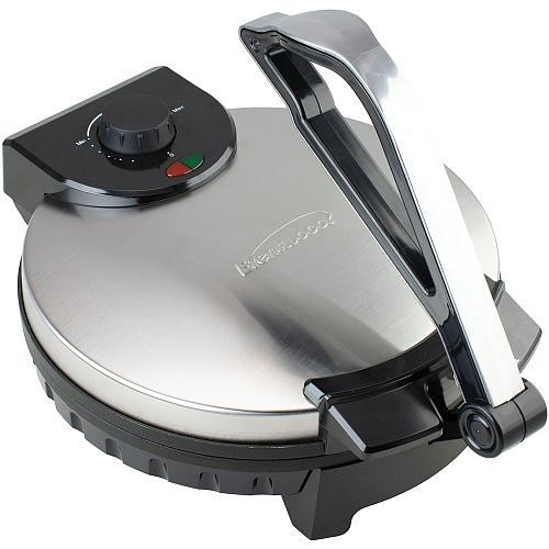 Brentwood Appliances 12-inch Nonstick Electric Tortilla Maker