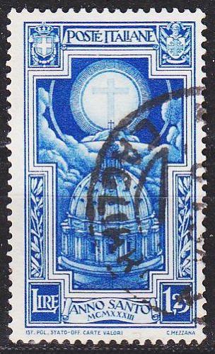 ITALIEN ITALY [1933] MiNr 0455 ( O/used )
