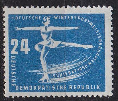 GERMANY DDR [1950] MiNr 0247 ( **/mnh ) Sport