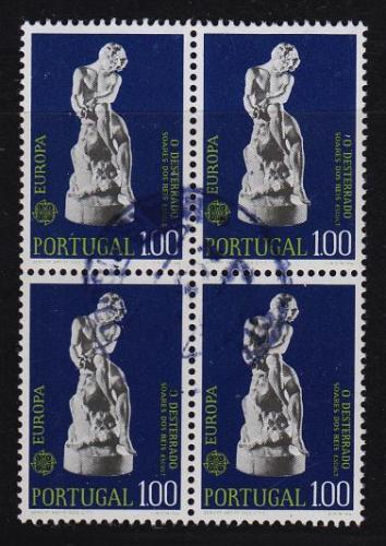 PORTUGAL [1974] MiNr 1231 4er ( O/used ) [01] CEPT