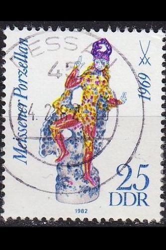 GERMANY DDR [1982] MiNr 2669 ( OO/used ) Meissen