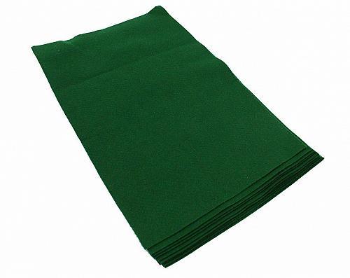 Fiesta Felt- 12x18- 10 Pieces- 100% Acrylic- Christmas Green