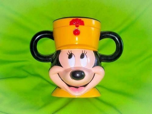 Vintage Walt Disney On Ice Mickey Mouse Souvenir Cup