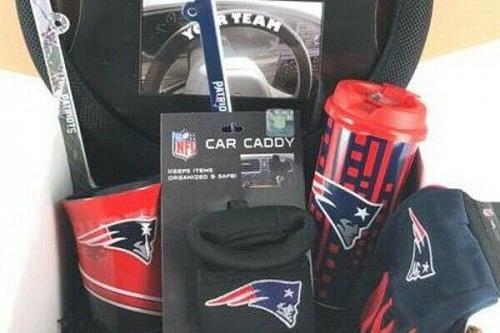 NFL New England Patriots kit gift set Shirts Hats Watches Socks, Free Shipping