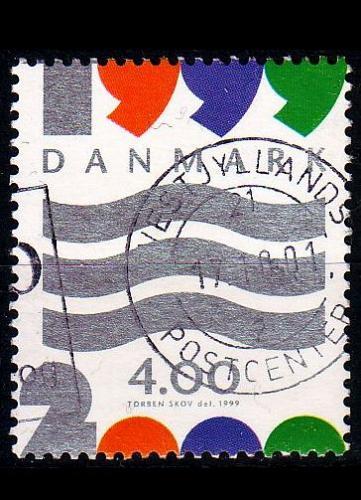 DÄNEMARK DANMARK [1999] MiNr 1232 ( O/used )