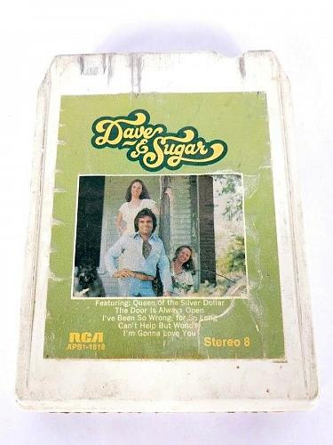 Dave and Sugar (8-Track Tape, APS1-1818)